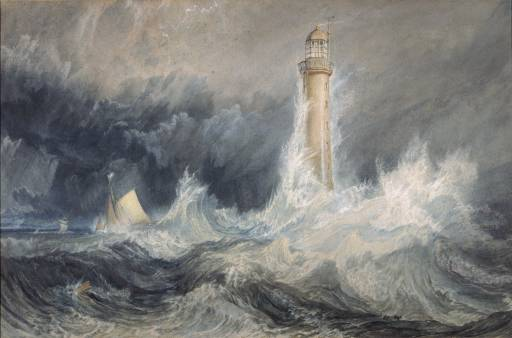 Bell Rock Lighthouse 1819