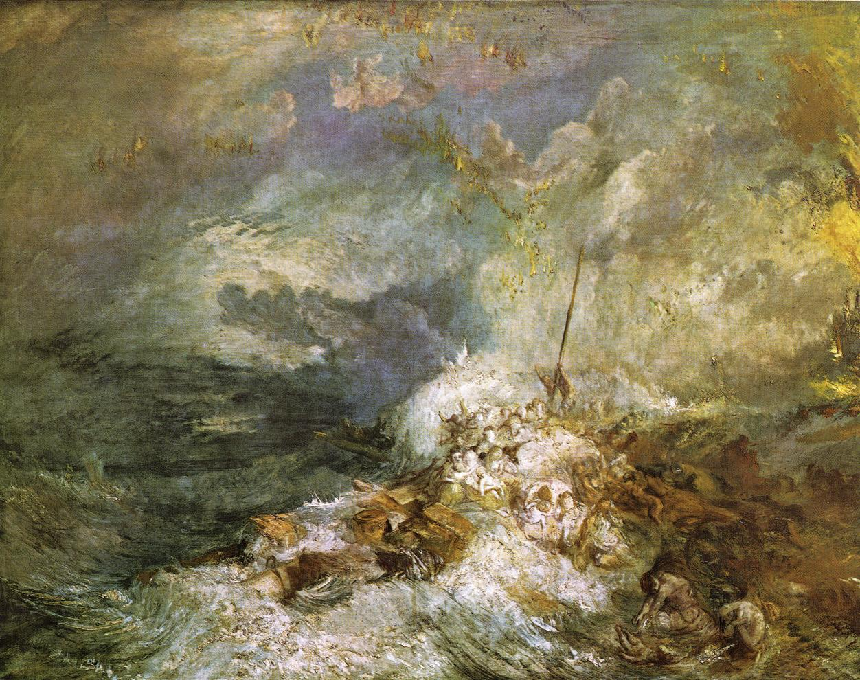 A Disaster at Sea 1835