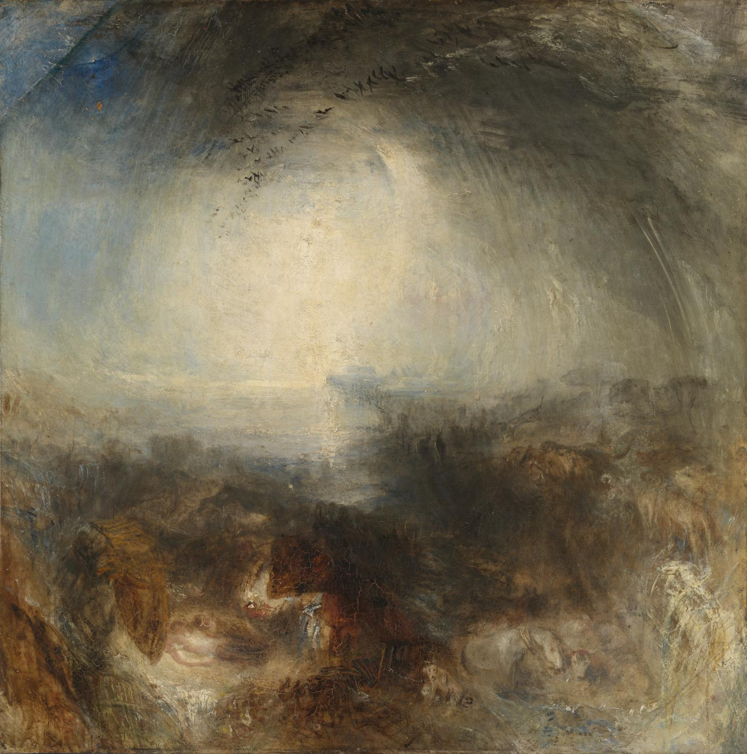 Shade and Darkness, the Evening of the Deluge 1843