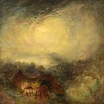 The Evening of the Deluge 1843