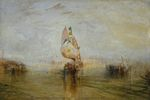 The Sun of Venice Going to Sea 1843